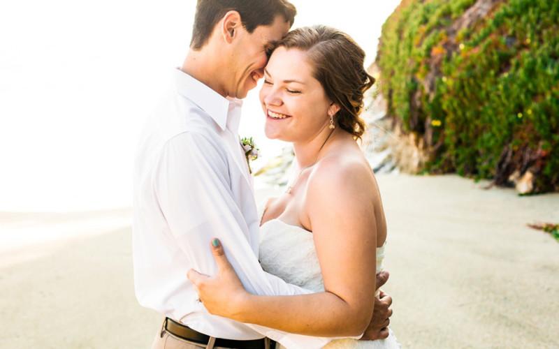 Laguna Beach Elopement | Destination Wedding Photographer