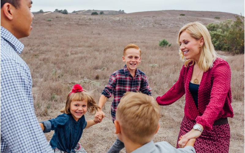 The Klein Family | California Family Photographer