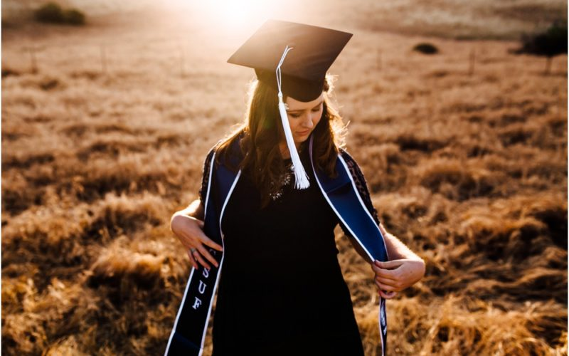 Natalie | College Graduation Portraits