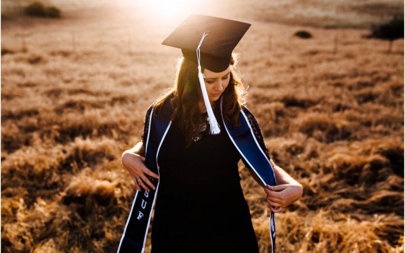 Natalie   College Graduation Portraits