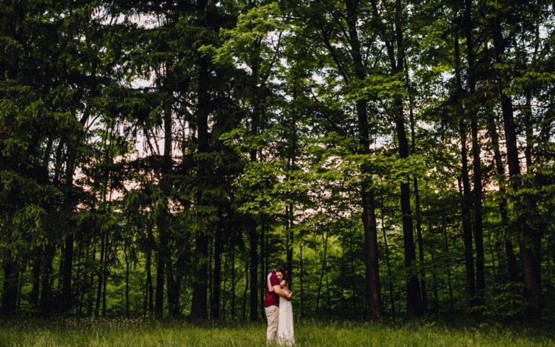 Tristan & Ben | Hinckley Lake Engagement Photographer