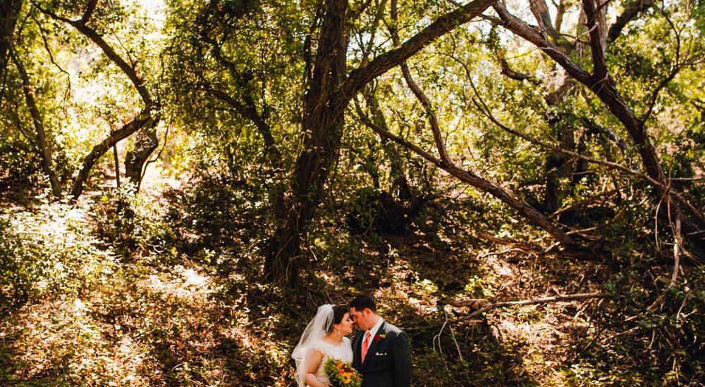 Hannah Bradford Oak Canyon Nature Center Wedding Photographer
