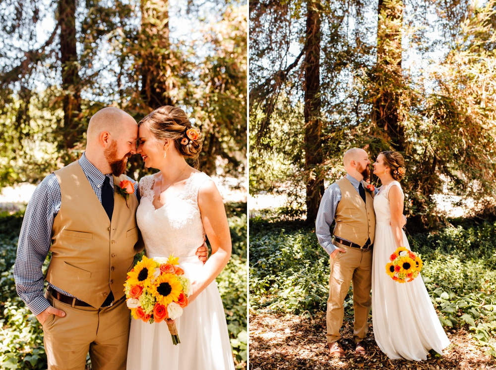 Shinn House Wedding Photographer Bride and Groom 4