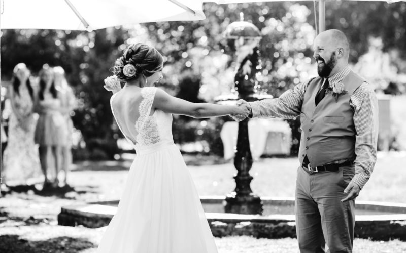 Heather & Mark Bolger | Shinn House Wedding Photographer