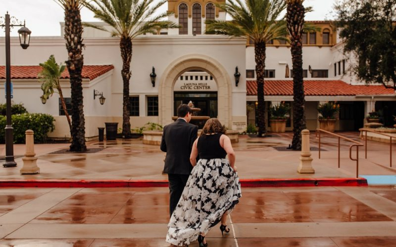 Kendyl & Evan | Courthouse Elopement Photographer