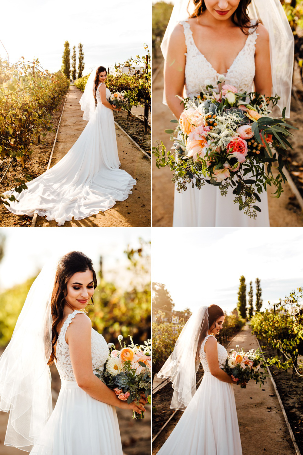 Promenade Turnip Rose Costa Mesa Wedding Photographer
