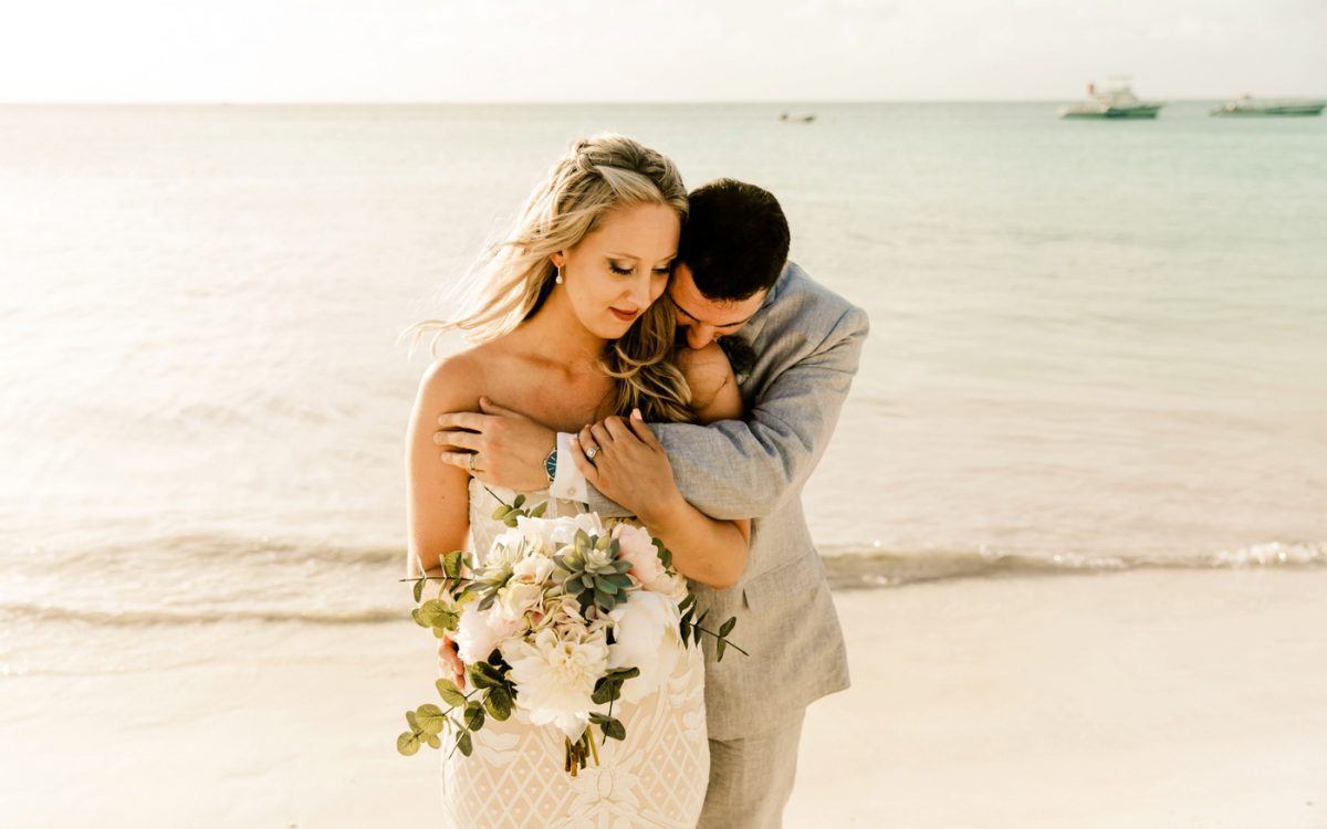 Antigua Sandals Resort Wedding Photographer