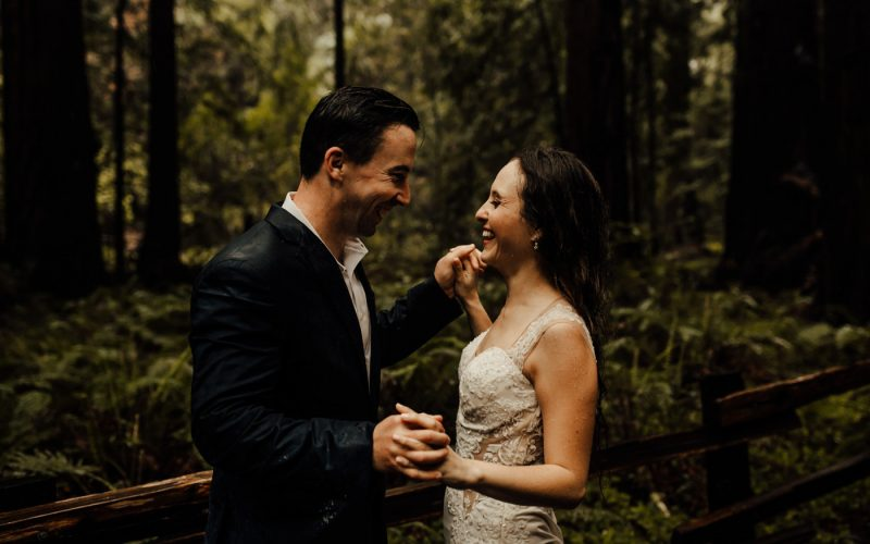 Muir Woods Elopement Photographer