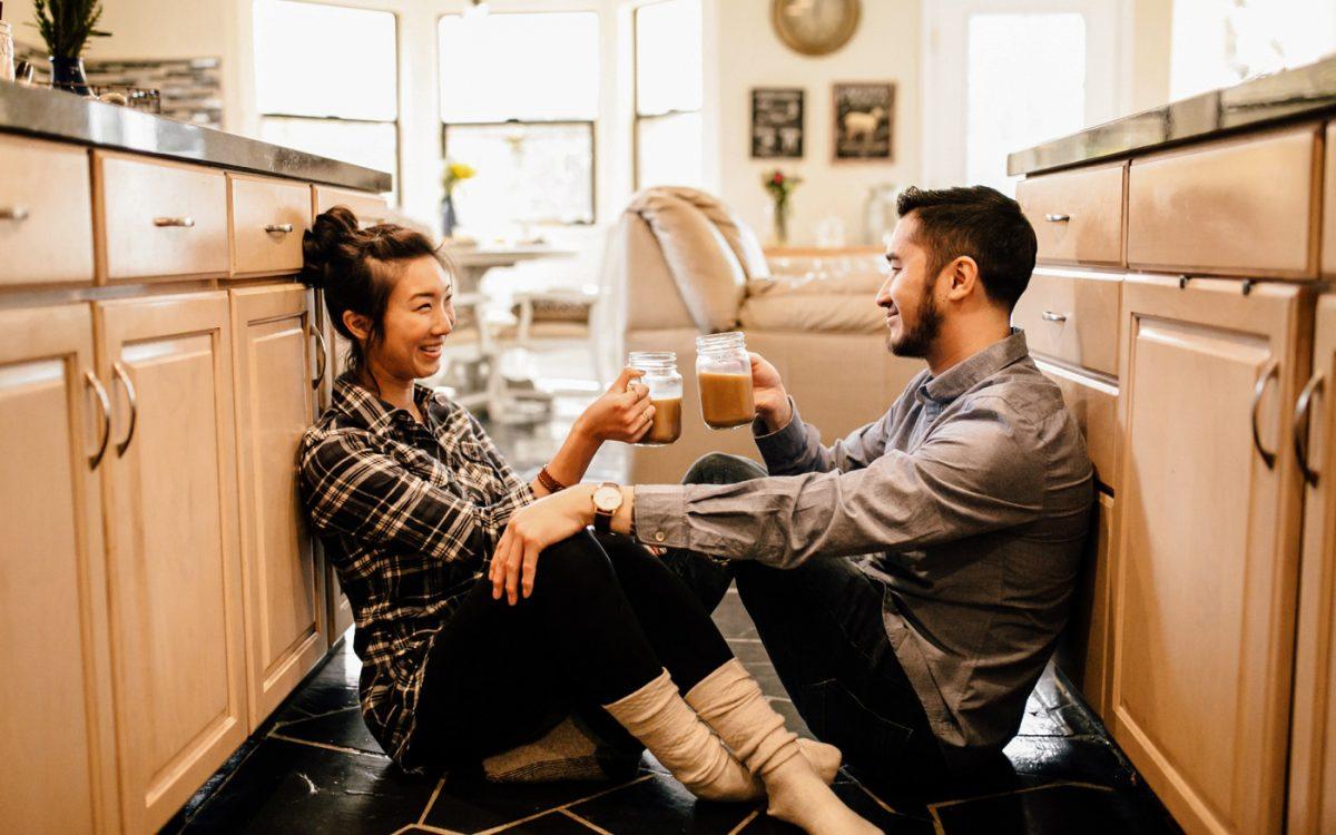 San Francisco Lifestyle Engagement Photographer