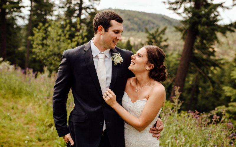 Bozarth Mansion Wedding Photographer | Spokane, WA
