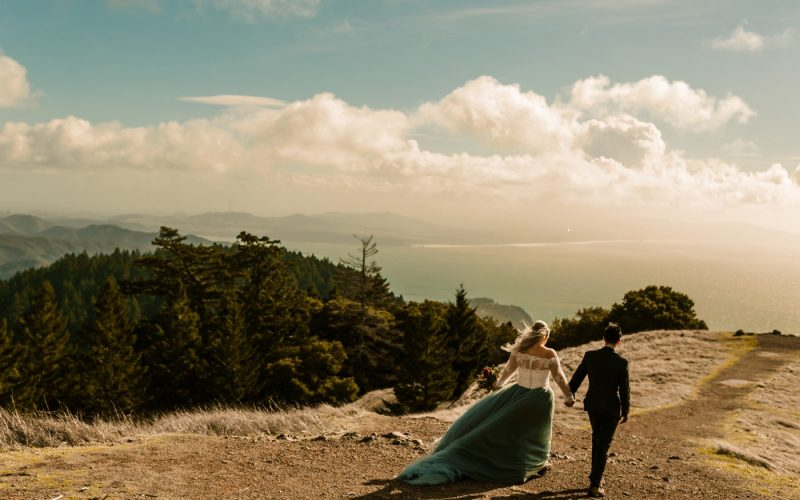 San Francisco Elopement | Ordained Photographer