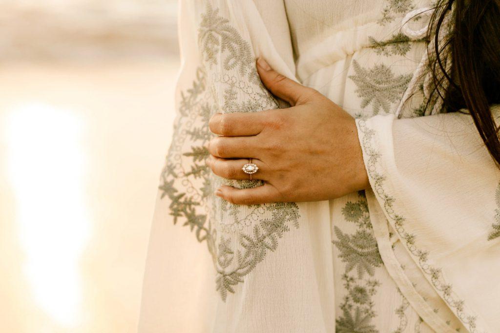 Engagement Session Ring Shot Inspiration