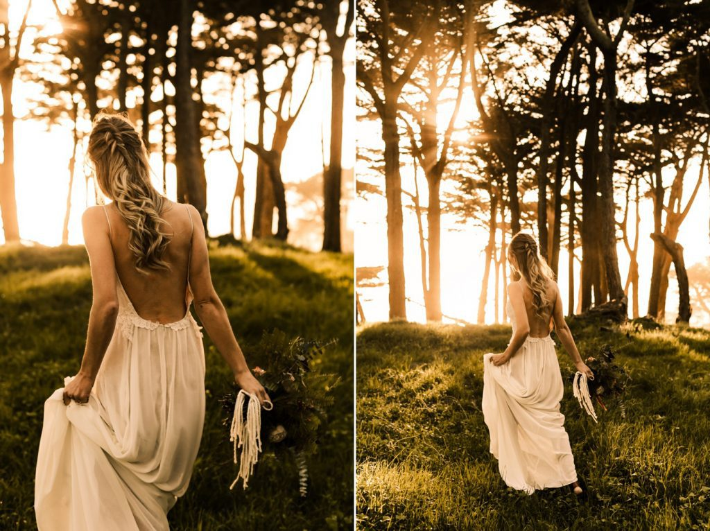 Lands End Elopement Claire Pettibone