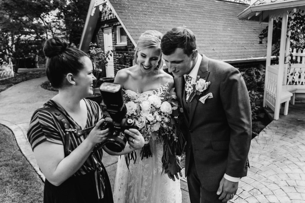 Do you and your wedding photographer vibe?