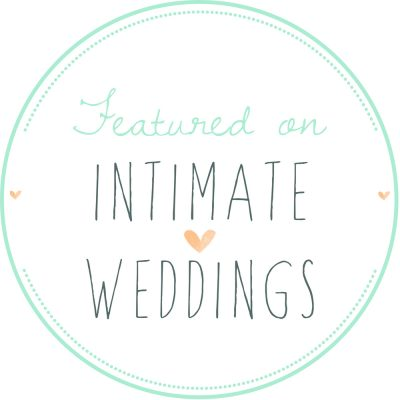 Featured Badge Intimate Weddings
