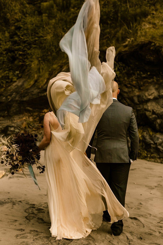 Whimsical wedding dress Daci Gowns
