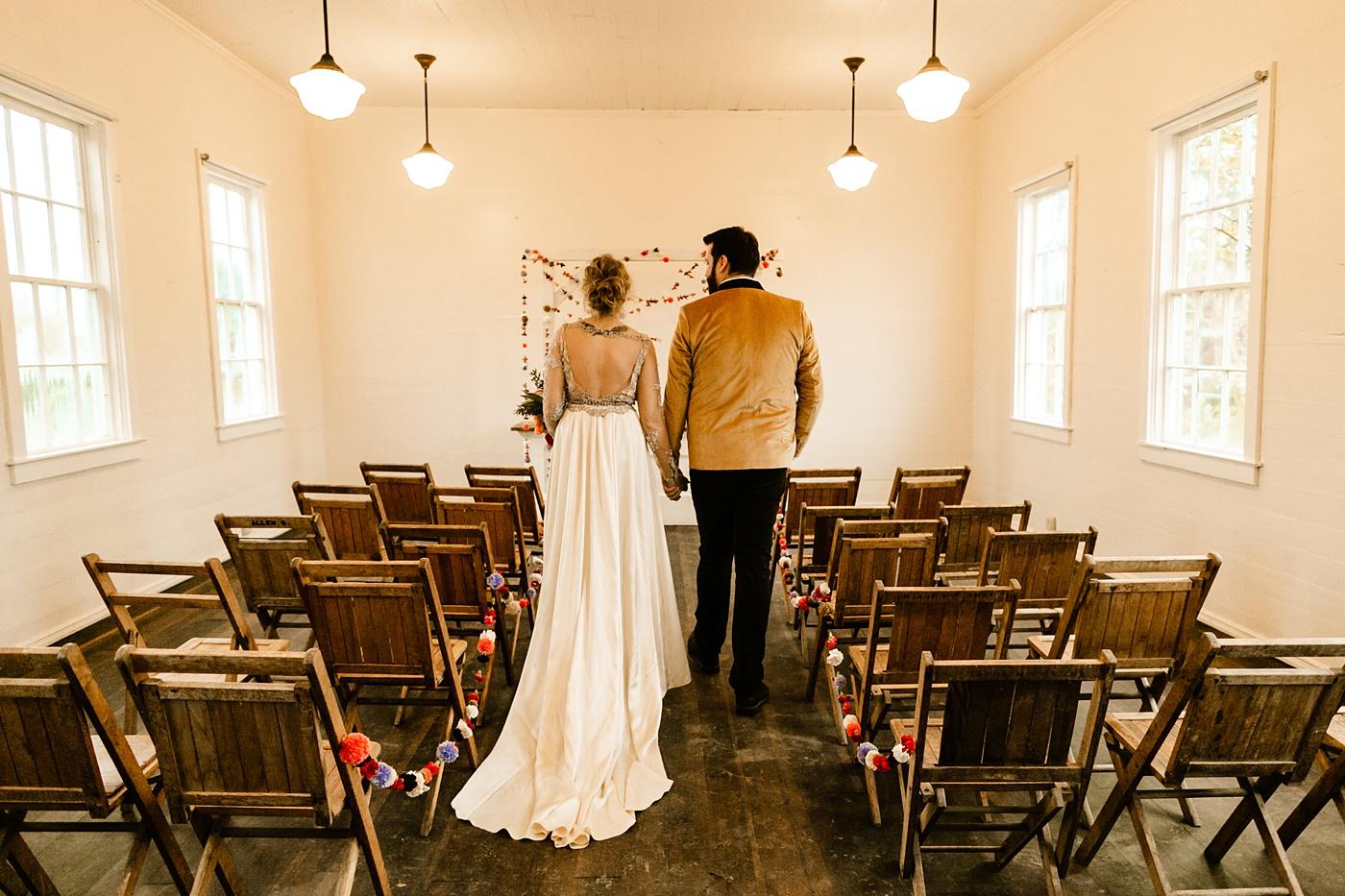 Christiansons Nursery Wedding Photographer Schoolhouse