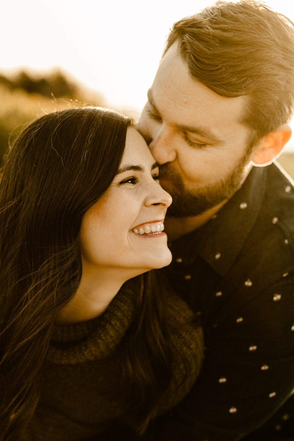 Cute engagement photos