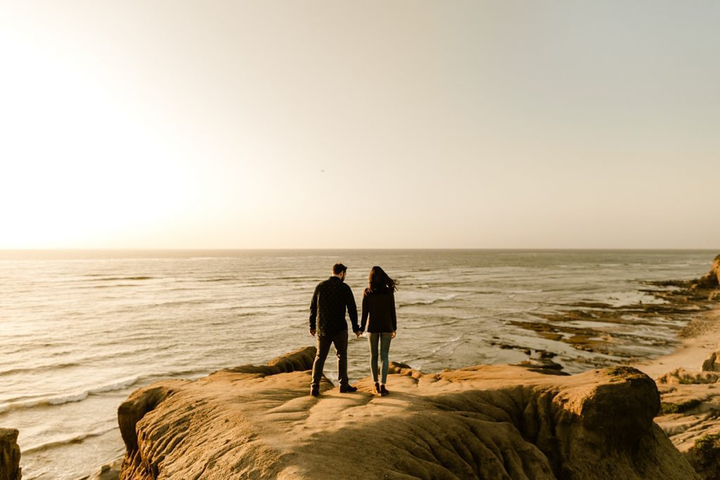 Sunset Cliffs Engagement Photographer TMinspired Photography San Diego