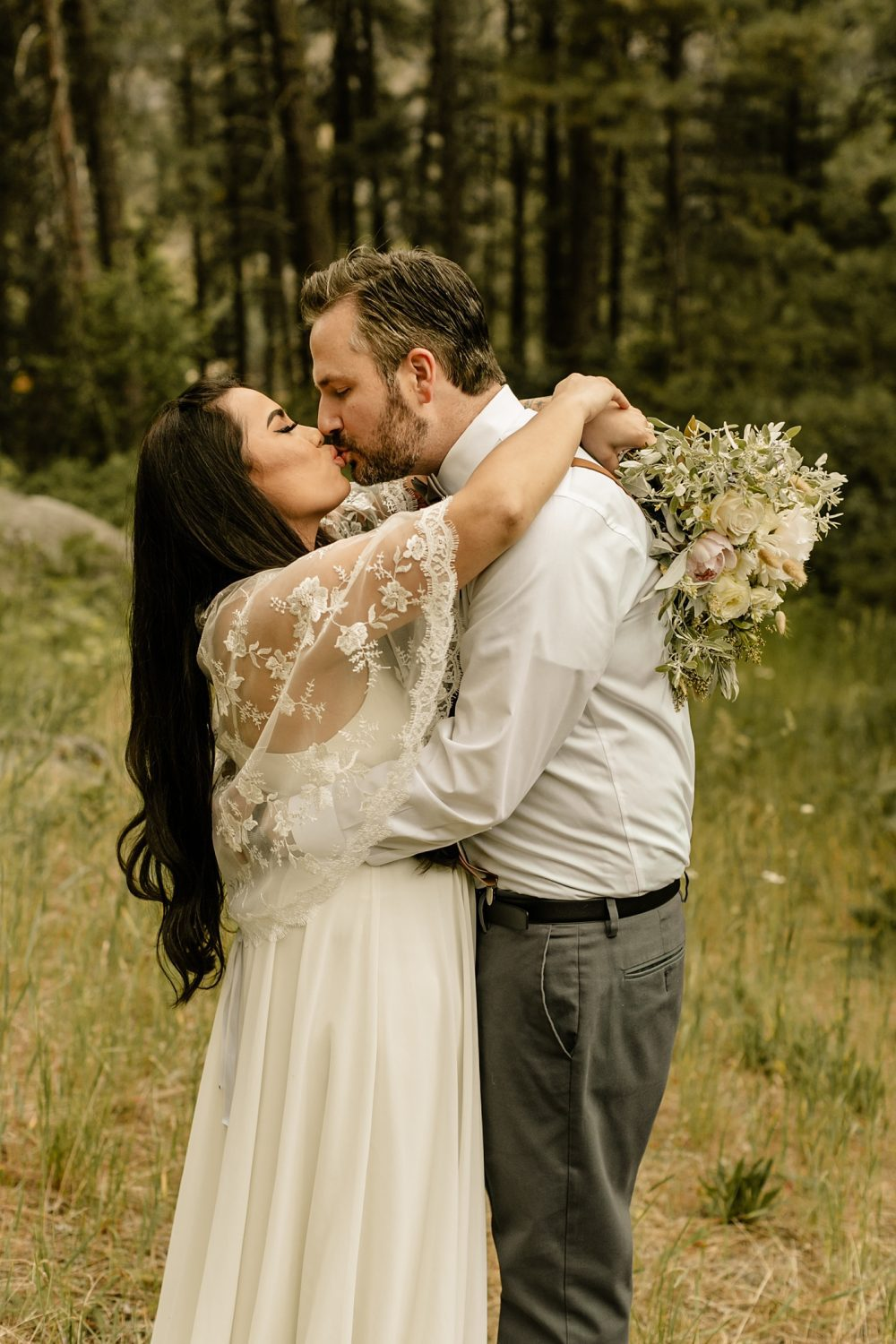 elope in the woods of Washington state