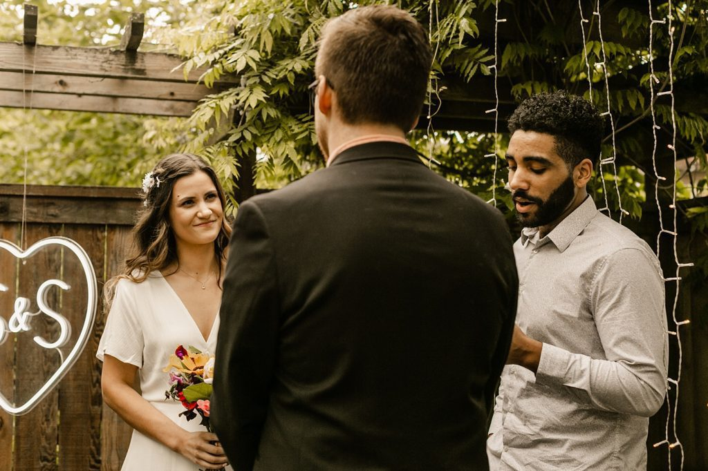 candid micro elopement