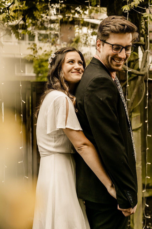 PNW Backyard Micro Wedding Photographer