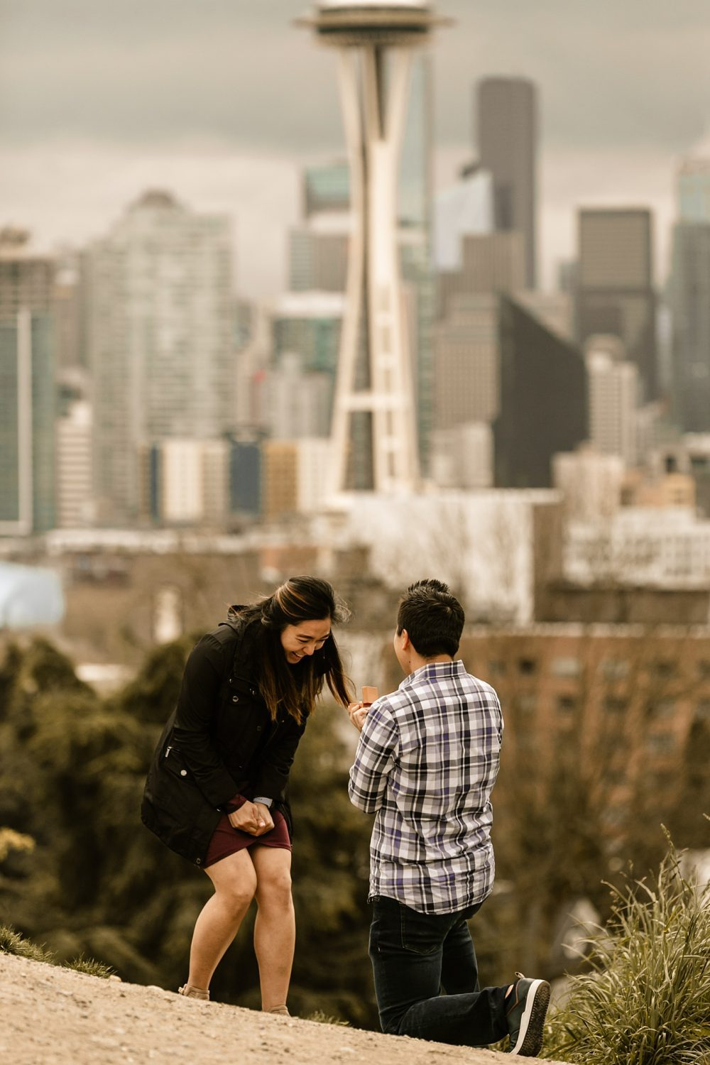 seattle proposal photographer