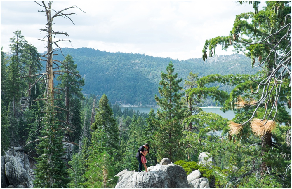 Andrea Andrew Big Bear Mountains Couples Session TMinspired Photography Orange County Photographer-22