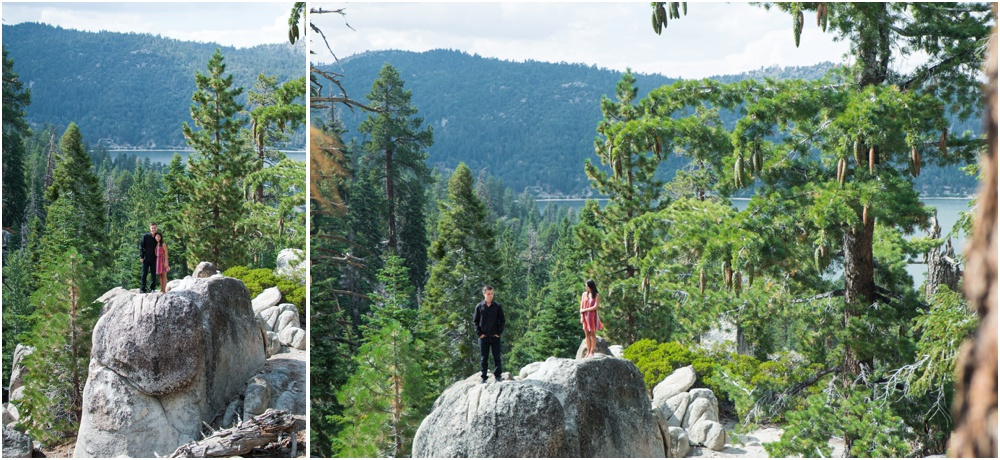 Andrea Andrew Big Bear Mountains Couples Session TMinspired Photography Orange County Photographer-23