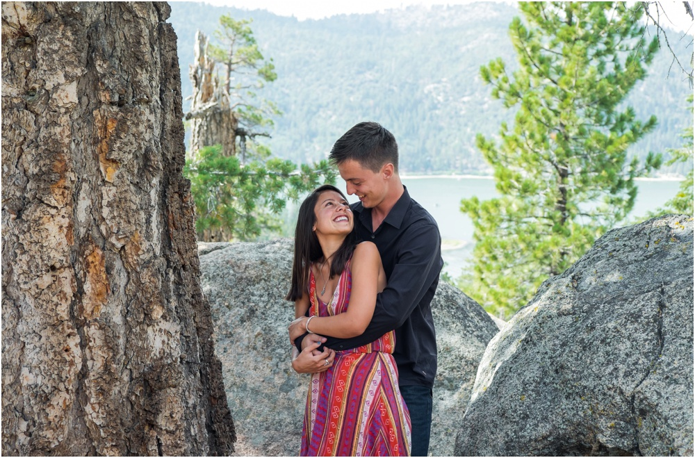 Andrea Andrew Big Bear Mountains Couples Session TMinspired Photography Orange County Photographer-40