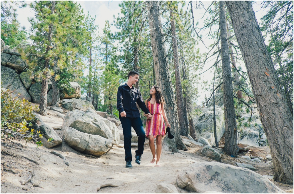 Andrea Andrew Big Bear Mountains Couples Session TMinspired Photography Orange County Photographer-47