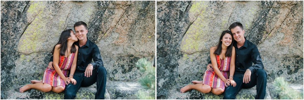 Andrea Andrew Big Bear Mountains Couples Session TMinspired Photography Orange County Photographer-8