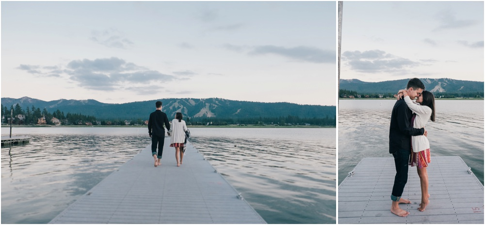Andrea Andrew Big Bear Mountains Couples Session TMinspired Photography Orange County Photographer-91