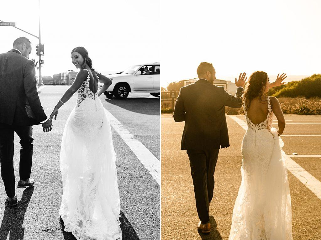 Real wedding moments, documentary style wedding photographer
