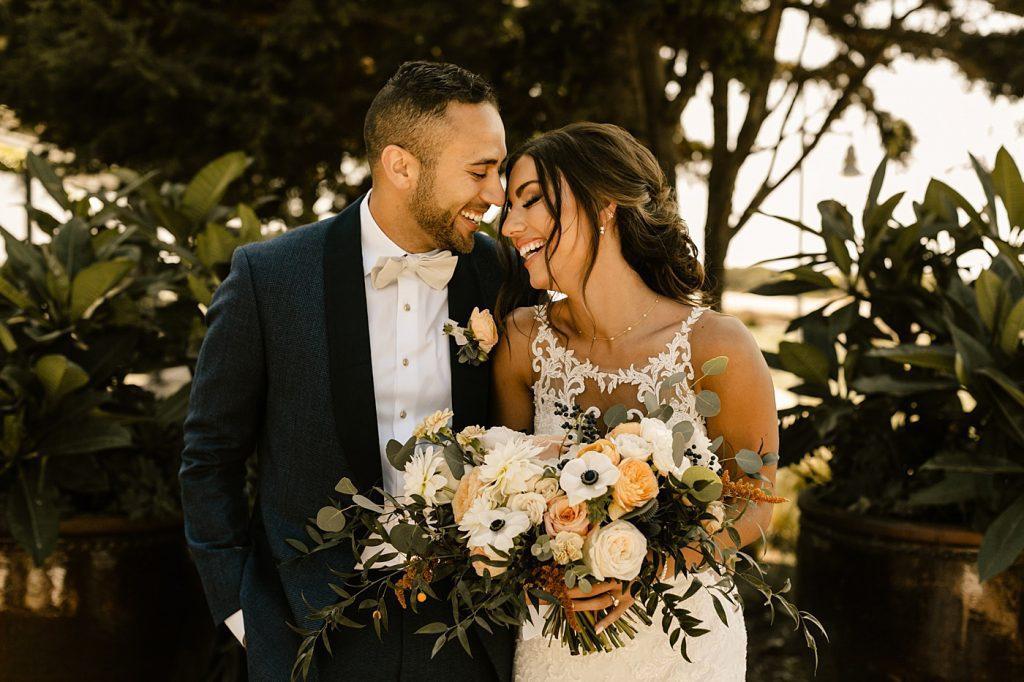 Candid wedding photographer San Diego