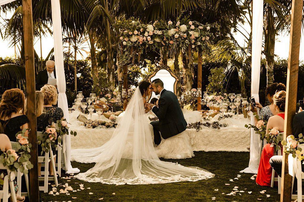 Cape Rey Carlsbad Wedding Photographer, Persian ceremony
