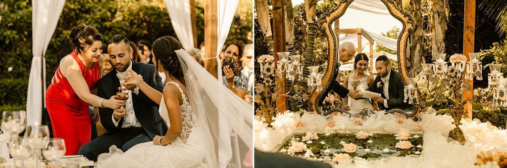 Important moments to photograph in a Persian ceremony