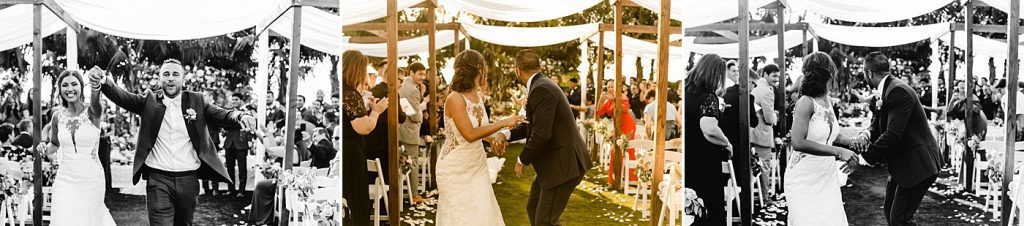 Candid wedding photographer in Southern California