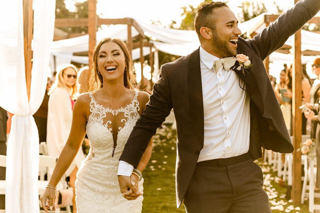 Real wedding moments, ceremony, Cape Rey Carlsbad Wedding Photographer
