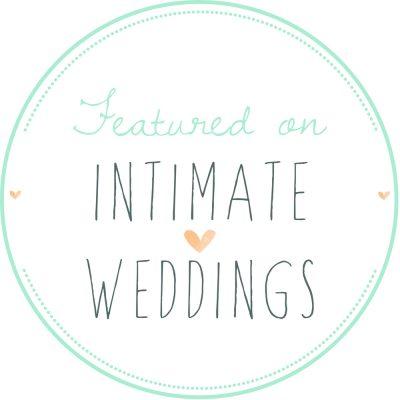 Featured Badge Intimate Weddings