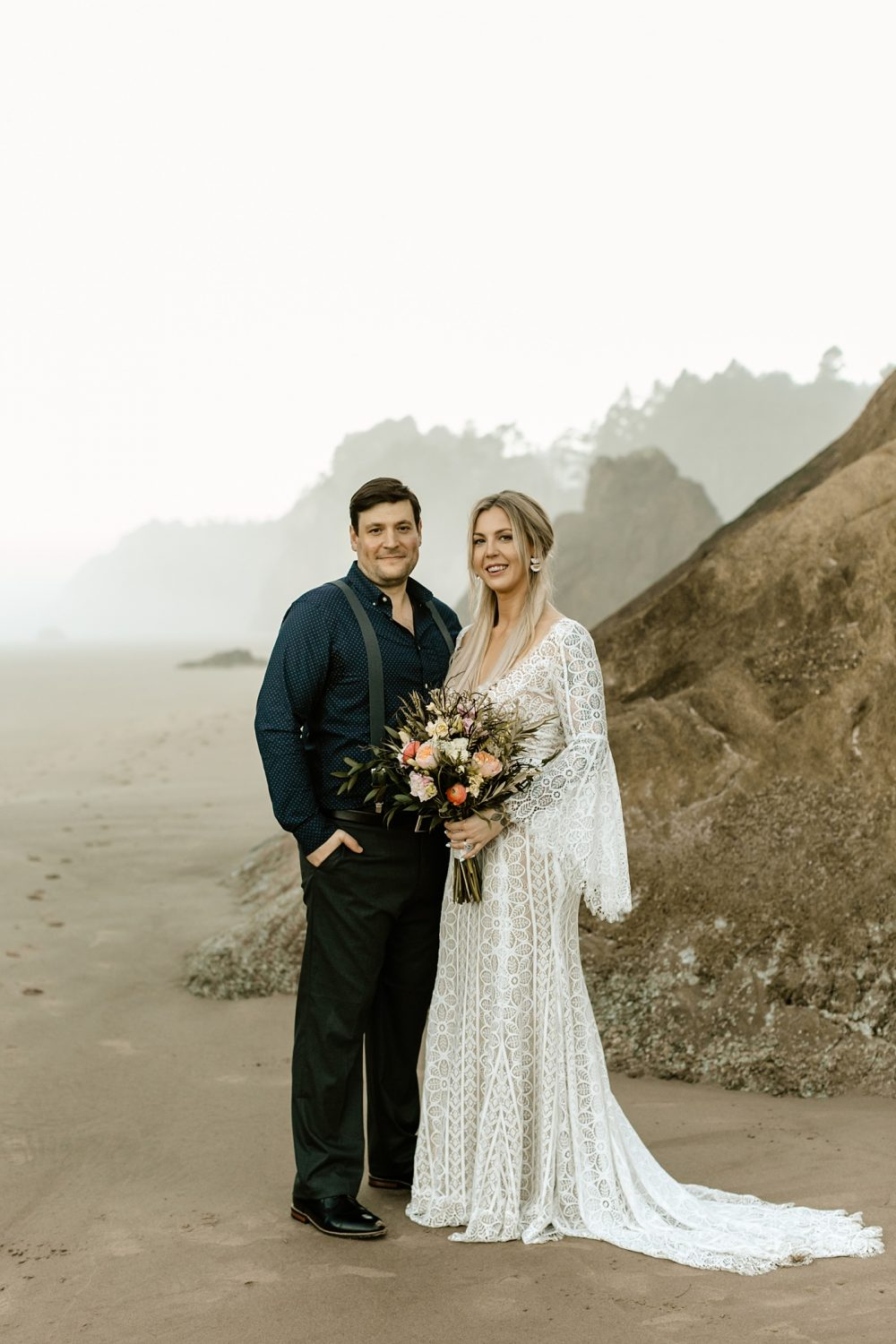 Adelaide dress by Willowby from the local Seattle a&bé bridal shop