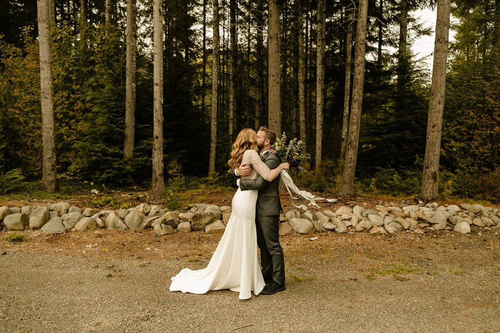 elopement wedding photographer seattle washington pnw