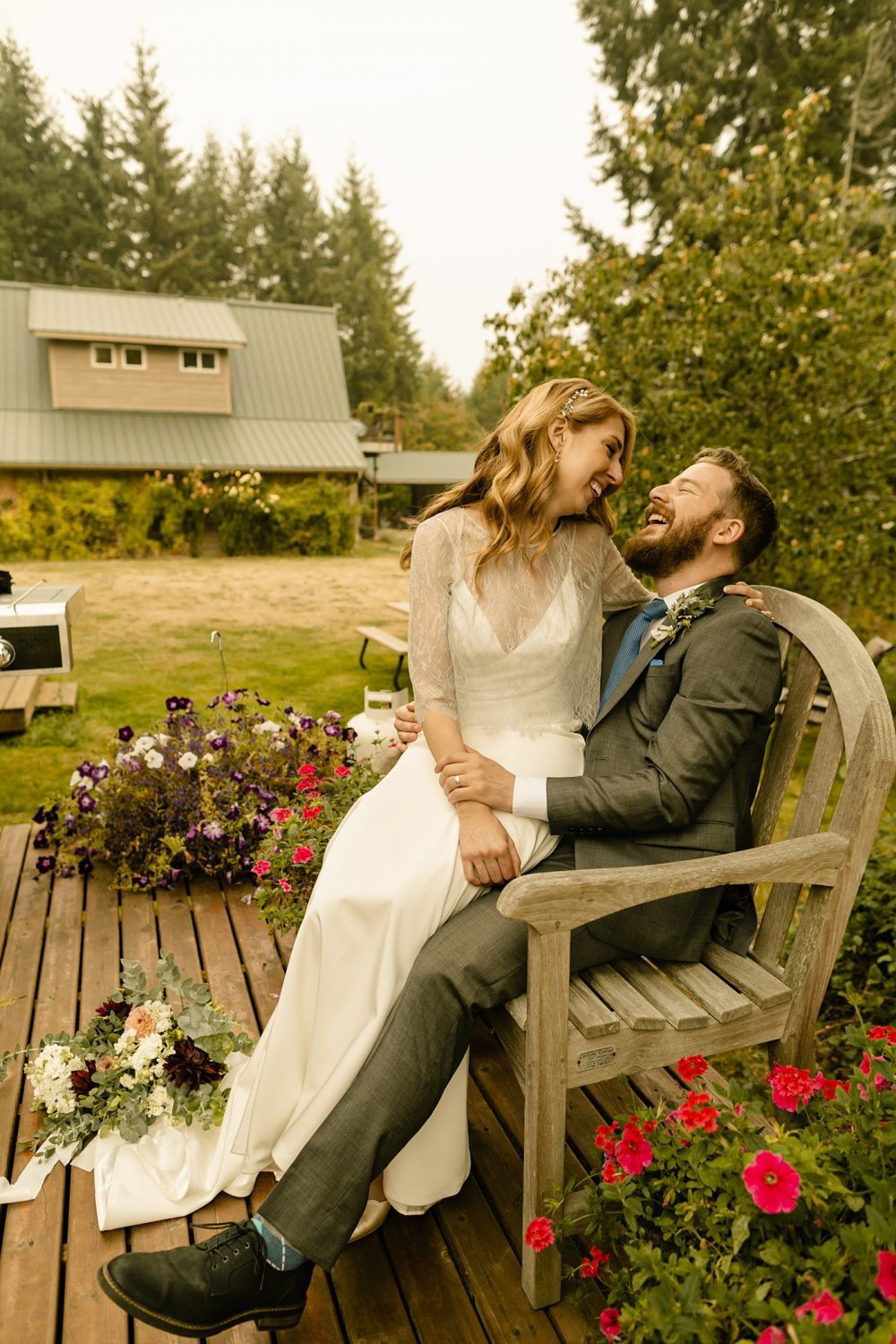 Seattle's Best Airbnb's for Elopements photographer