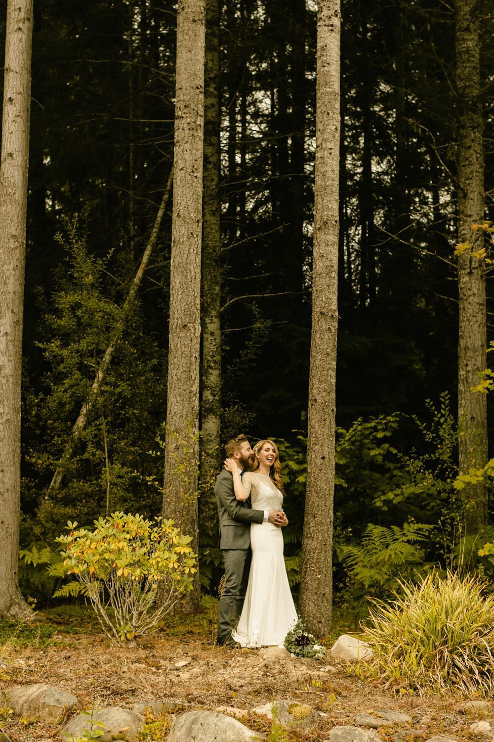 adventure elopement photographer based in seattle, WA