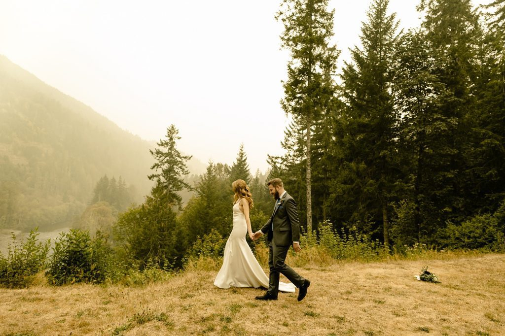 Seattle's Best Airbnb's for Elopements photographer TMinspired Photography